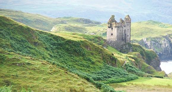 gylen castle is located - photo #13