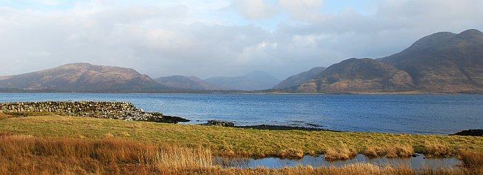 Loch na Keal Isle of Mull